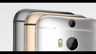 HTC One M8. Экран, стерео динамики. #2