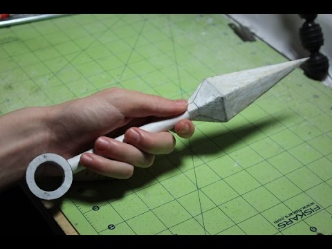 (95% DONE) Hardened Paper Kunai Update 10