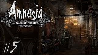 Amnesia: A Machine For Pigs | Part 5 | SCARIEST PART YET!