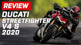 Ducati Streetfighter V4 S (2020) Review | Visordown.com