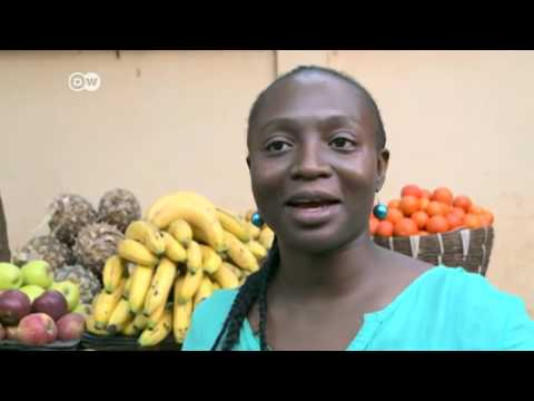 City farming in West Africa   DW News   YouTube