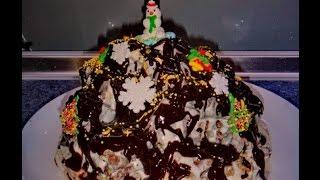 Торт Кучерявый Пинчер - как приготовить пошаговый рецепт вкуснейшего торта. Готовить легко и просто