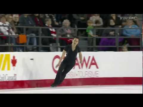 Patrick Chan 2017 Canadian National Figure Skating Championships - SP