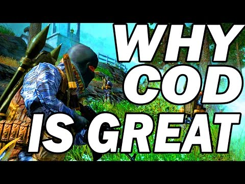 Why Call of Duty Was Great (COD4)