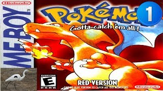Pokemon Red ep 1: HERE WE GO AGAIN!