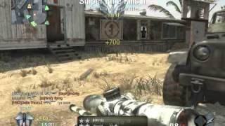 Koen AFCA NL - Black Ops Small Clips v4: Jumpshot