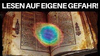 5 Magische Bücher - Lesen auf eigene Gefahr