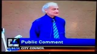 AZ Mayor Refuses to Allow Moment of Silence