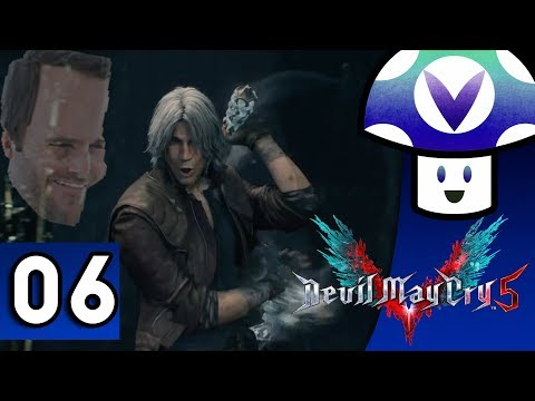 [Vinesauce] Vinny - Devil May Cry 5 (part 6) thumbnail