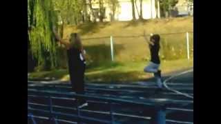 Урок физ.культуры .avi