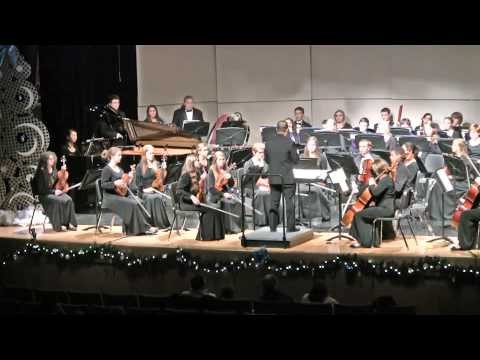 Sycamore High School Symphonic Orchestra 2013-12-16