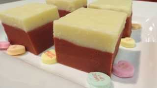 How To Make Red Velvet Fudge - The Wolfe Pit