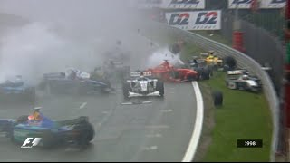 Your Favourite Belgian Grand Prix - 1998 Chaos & Carnage in Spa thumbnail