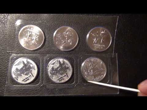 Монеты 25 рублей (Сочи,Олимпийские игры)