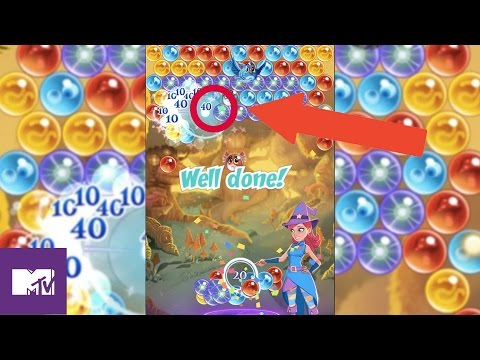 Bubble Witch Saga 3 Hacks For UNLIMITED BOOSTERS & LIVES | MTV Games