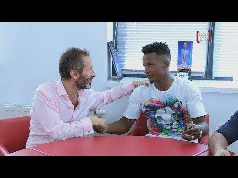 L'interview exclusive de Thiago Mendes