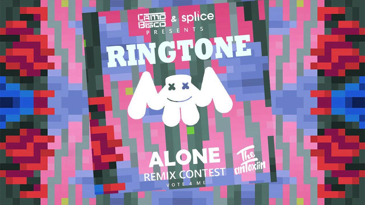 marshmello alone ringtone