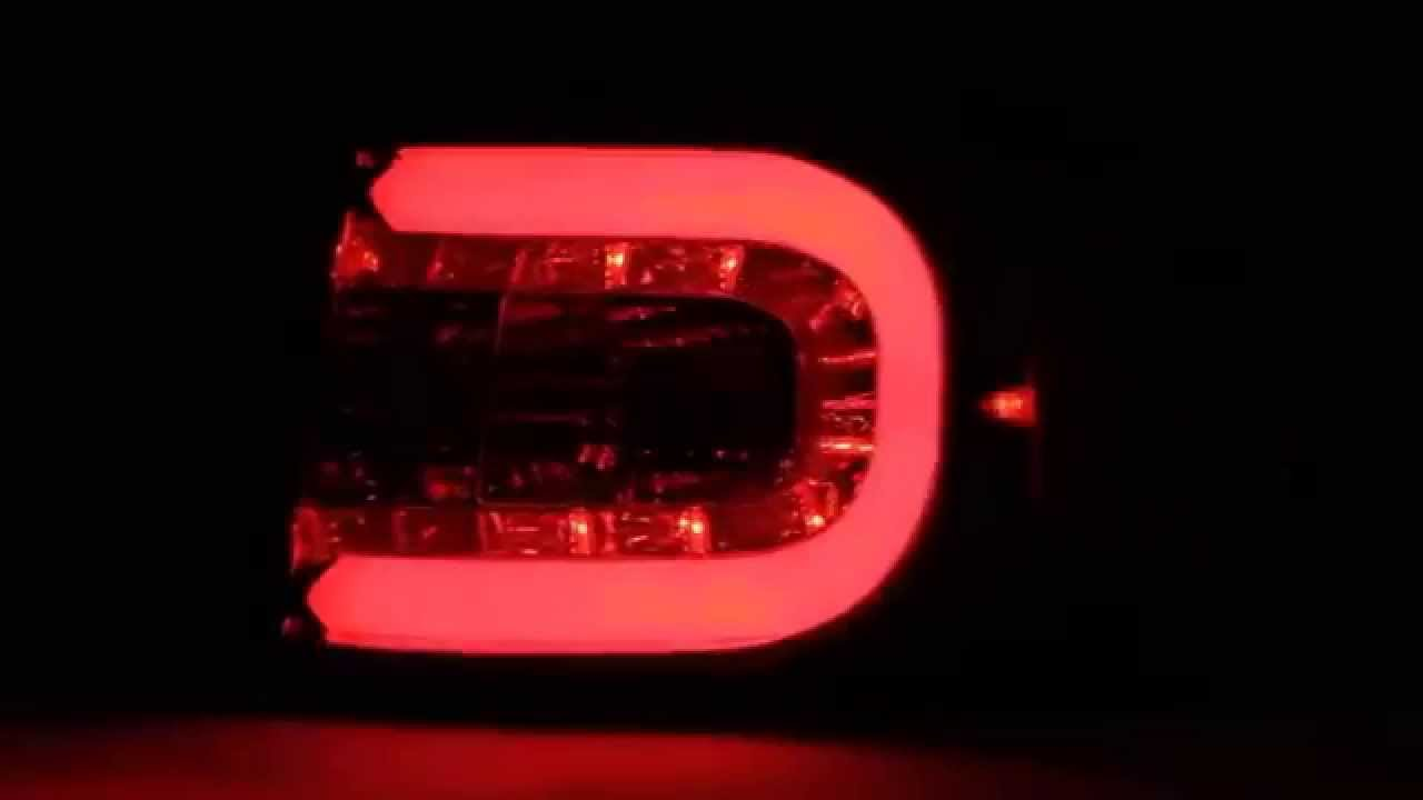 Fiber Optic Tail Lights At CARiD.com   YouTube Photo
