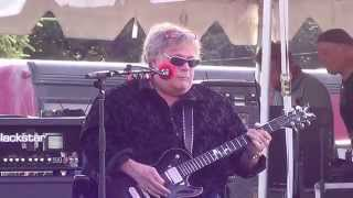 Leslie West @Rock/Ribs, Augusta, NJ  6/28/14  Blood Of The Sun