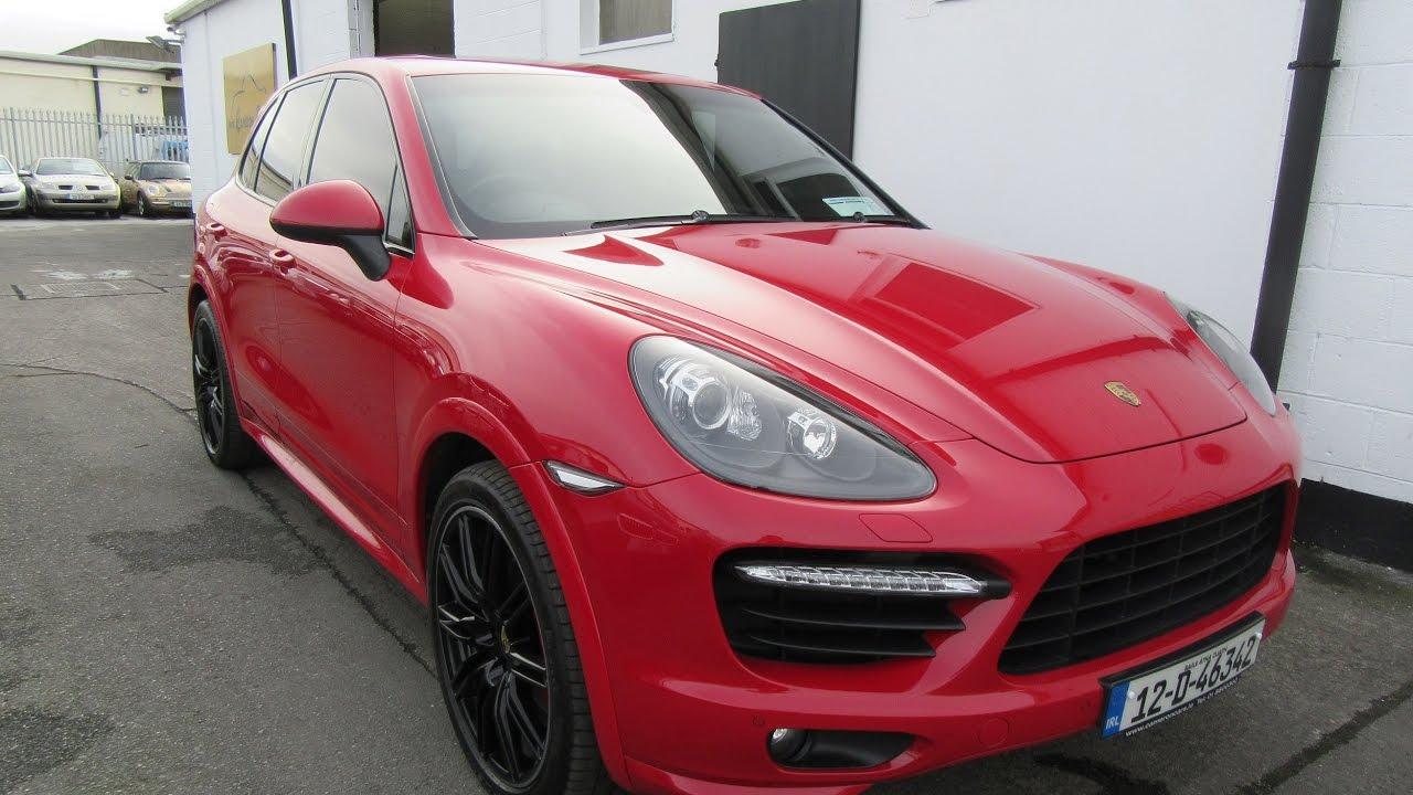 Review 2012 Porsche Cayenne Gts Youtube