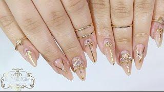 ♡ Bohemian nails   ♡