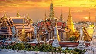 Những hình ảnh thú vị khi Vua Thái và Hoàng Cung Bangkok chuẩn bị đón Đức Thánh Cha