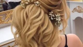 Orxideya Beauty Center ( banquet hairstyle) by Almina