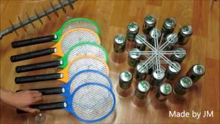 Heineken Electrostatic Motor