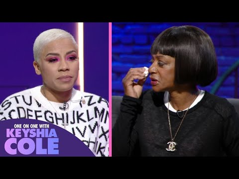 image for KEYSHIA COLE'S MOM OPENS UP ABOUT HER ...........