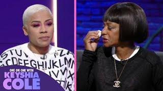 Frankie Addresses Unanswered Questions Regarding Keyshia Cole's Father- One On One With Keyshia Cole