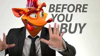 Crash Bandicoot 4: It's About Time - Before You Buy