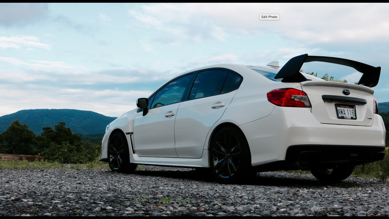 Subaru Wrx Mods >> 2015 2018 Wrx Best Five Mods For Me