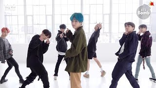 [BANGTAN BOMB] ' (Boy With Luv)' Dance Practice (Eye contact ver.) - BTS ()