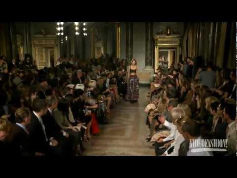 Emilio Pucci S/S 2012 - Videofashion