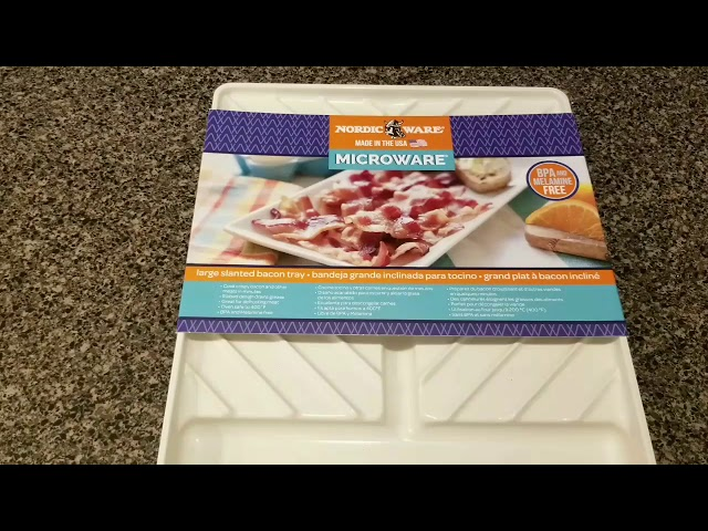Top 10 Microwave Bacon Cookers Of 2018 Video Review