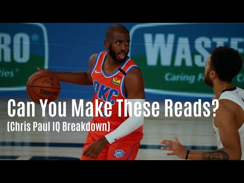Dope Video about Chris Paul!