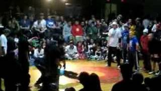 360 Bboy/Bgirl Battle - Dance Competition