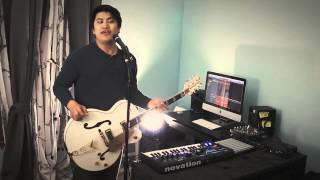 Ambient Guitar Looping Improv using Boomerang III, Strymon Pedals & Novation Mini Nova