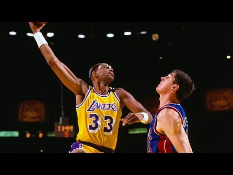 1988 NBA FINALS - Gm 6 - LA Lakers vs Detroit Pistons (Parte 1 ... bf94a9afe