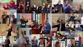 All I Ask Of You | Phantom London Orchestra | ALW Response Video