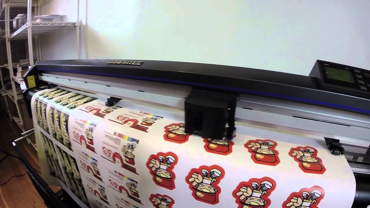 How Vinyl Stickers Are Made Clubcard San Francisco Weatherproof - How to make vinyl decals
