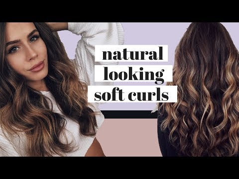 HOW TO: MY SOFT & NATURAL CURL ROUTINE