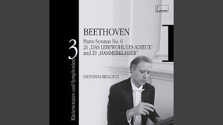"Piano Sonata No. 29 in B-Flat Major, Op. 106, ""Hammerklavier"": IV. Introduzione (Largo) - Fuga..."