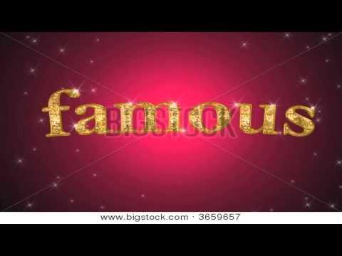Jose Puig   Famous (vocals only)