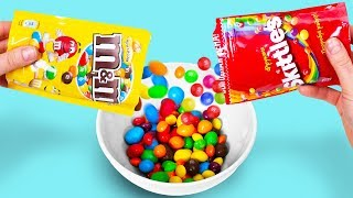 CHAOS || 24 CANDY HACKS