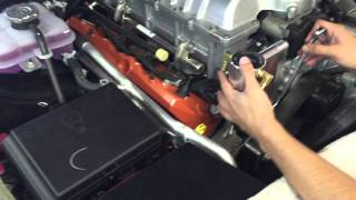Hellcat Catch Can Installation Video