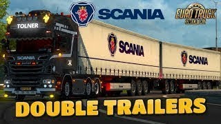LIVE ETS2 - ROBLOX! We ride and play with Dragon of Water!