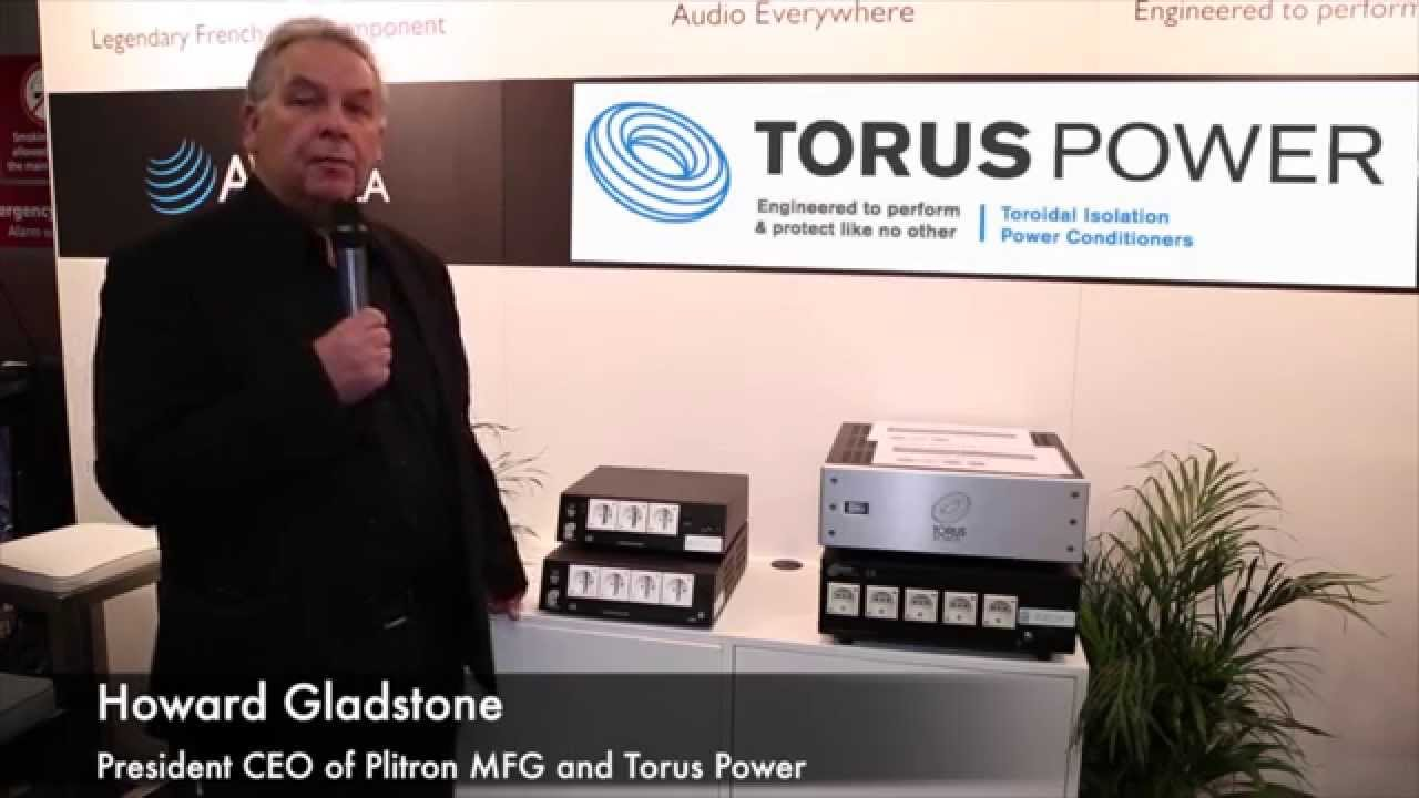 Tot Power Isolation Transformers Torus Shows New Series At Audio Ise 2014