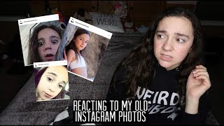 Reacting to Instagram