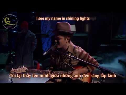 [Vietsub + Kara + Lyrics] Billionaire - Travie McCoy feat. Bruno Mars